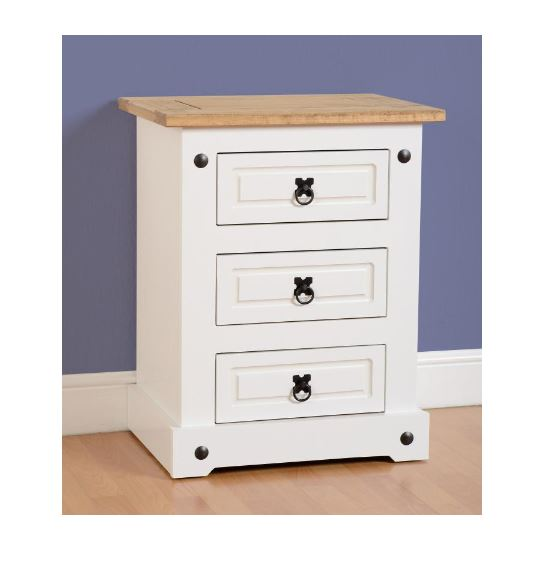 Priroy 3 Drawer